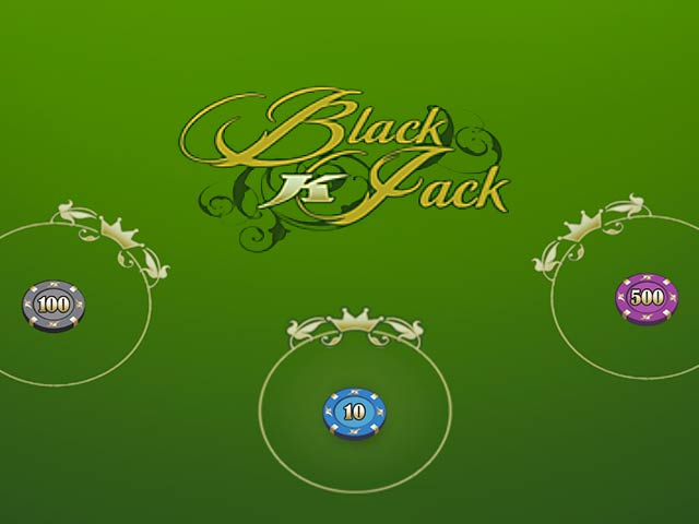 Card game Blackjack Classic
